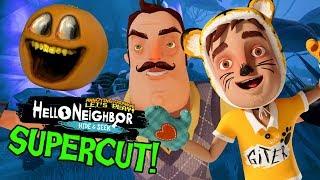 Hello Neighbor: Hide and Seek (Full Game Playthrough Supercut)