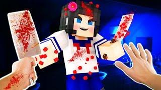 Realistic Minecraft School - MURDER!
