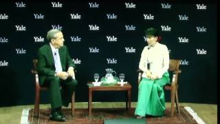 Daw Aung San Suu Kyi interview wih Yale University