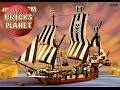 All Lego Pirates Sets 1989-1997 HD