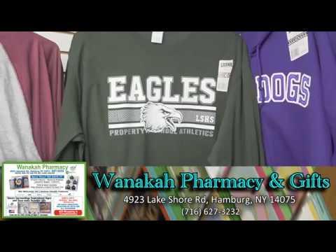 "DISC 226 - A TV Spot for ""Wanakah Pharmacy & Gifts"", Hamburg, N"
