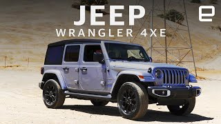 Jeep Wrangler Sahara 4xe review: Jeep's first PHEV