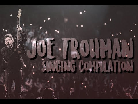 joe trohman singing compilation || fall out boy