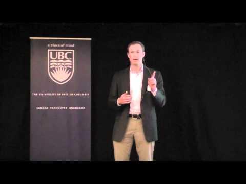 2012 UBC Three Minute Thesis (3MT) - Finalist Andrew Pilliar