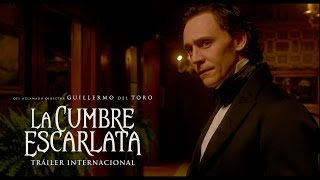 LA CUMBRE ESCARLATA - Tráiler Internacional HD