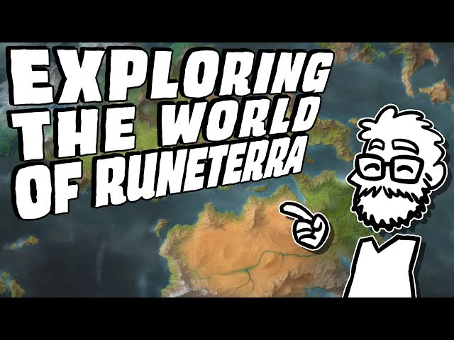 Exploring Valoran & what maps can do for storytelling    The Map of  Runeterra - YoutubeDownload.pro