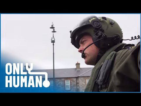 A Day On The Job Of An Air Ambulance Paramedic | Paramedics Episode 2 | Only Human