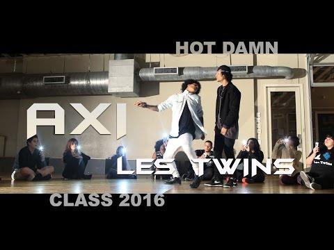 AXISTUDIO / LES TWINS / HOT DAMN / 4k Director: Shawn Welling AXI