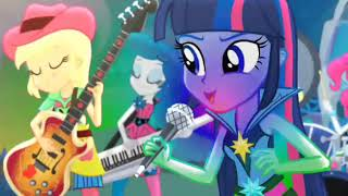 """Acapella """"Welcome to the Show"""" Lead only Vocals - Equestria Girls  Rainbow Rocks"""