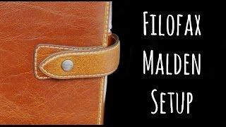 Filofax Malden Setup Thumbnail