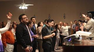 Predicacion de Wilmer Acosta en Mision Cristiana el Calvario