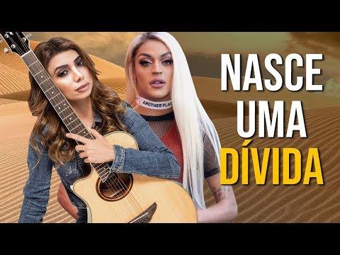 Anitta ft Pabllo Vittar - Shallow Nasce uma Dívida