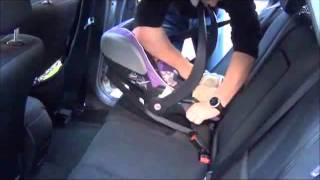 Кресло для ребенка в машину MIMA iZi Go