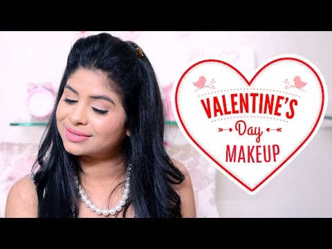 VALENTINES DAY MAKEUP TUTORIAL │ PAYAL SINGH