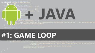 Android Studio 2D Game #1 - The Game Loop