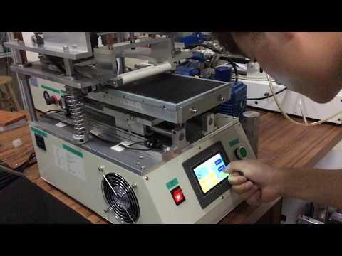 oca glue remove machine oca film remover(clean and fast!)