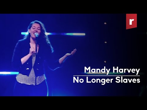 Real Life Worship w/ Mandy Harvey and Isaac Larson | No Longer Slaves