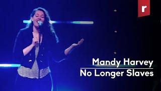 Mandy Harvey and Isaac Larson - No Longer Slaves