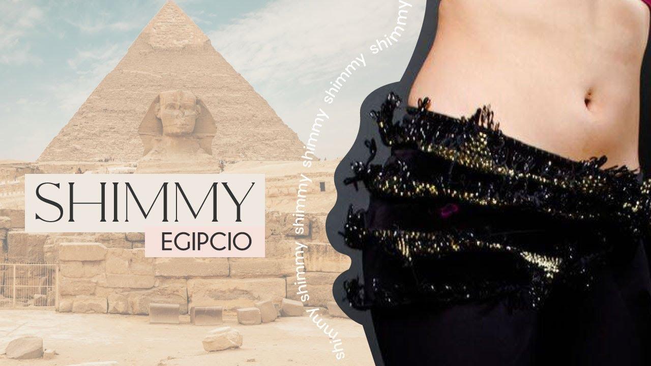 🔥 ¿Cómo hacer SHIMMY EGIPCIO? | Tutorial Danza del Vientre