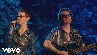 Eurythmics - Here Comes the Rain Again (Peacetour Live)