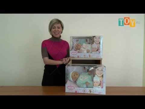 Кукла Бэби Аннабель Кукла с мимикой (Zapf Creation Baby Annabell)