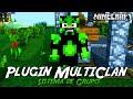 Minecraft Plugin Tutorial MultiClan - Sistema de Grupo
