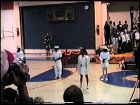 West Hoke Middle School Chorus - Hollywood Holidays - 1997