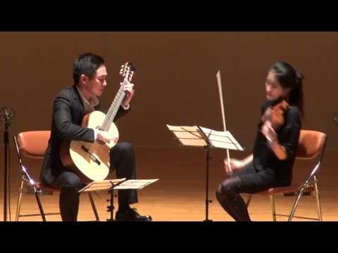 Centone di Sonate No.1 in a minor, Op.64 (Niccolo Paganini)