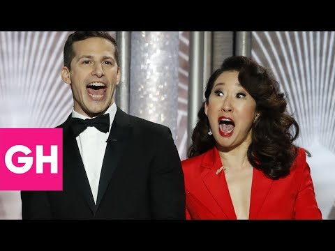 The Most Awkward Moments of the 2019 Golden Globes | GH