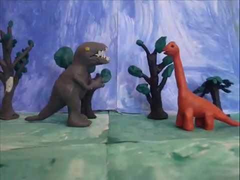 Динозаврики !!!.avi