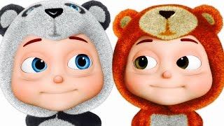 Animal Songs Collection | Nursery Rhymes and Baby Songs from Dave and Ava