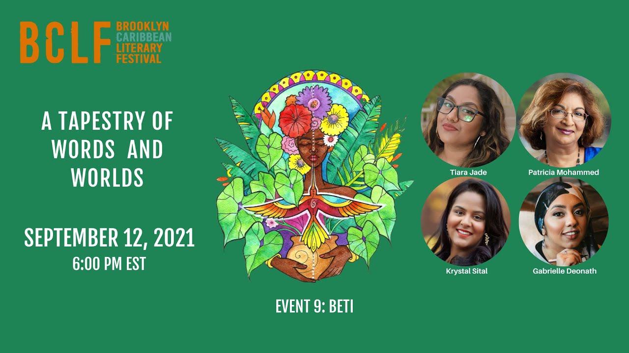 Brooklyn Caribbean Literary Festival: Beti