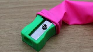 7 simple life hacks with sharpener