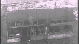 Bomb Blast in Detroit, 1923