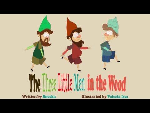 అడవిలో ముగ్గురు మరుగుజ్జులు - The Three Little Men in the Wood - Grimm Brothers - Telugu stories