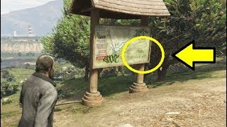 New Discovery Shows Time Travel Location in GTA 5!
