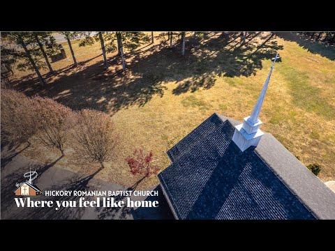 Inchinare in Casa Domnului din Hickory, NC