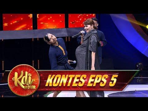 Joko Kedatangan Istri & Anaknya, Tapi Kok Gini Sih - Kontes KDI Eps 5 (10/8)