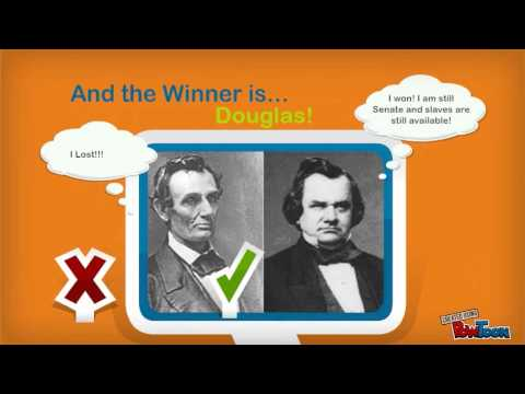 Freeport Doctrine Lincoln Douglas Debates Youtube