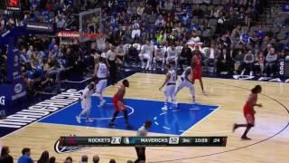 James Harden 34 Pts vs Mavericks Dec 27, 2016