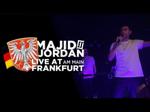 Majid Jordan - Live at Frankfurt am Main - Germany / 07th of June, 2016