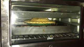 How to cook a pot pie in the toaster oven