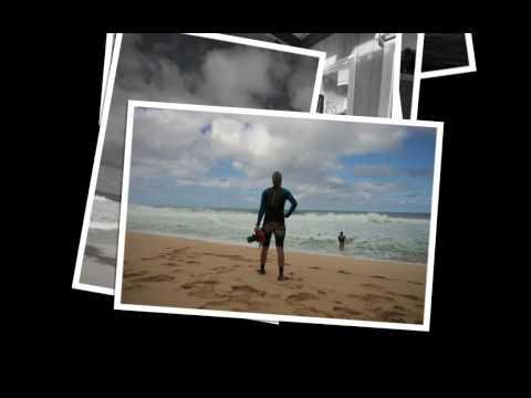 Travel Slideshow Display