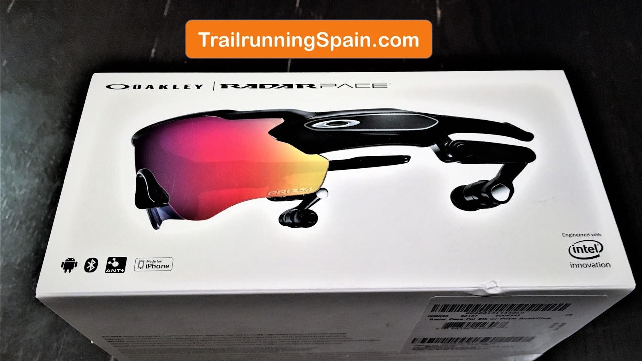 cfa61ec313a Oakley Radar Pace Review  Sunglasses and training device. Analysis by  Mayayo  moxigeno