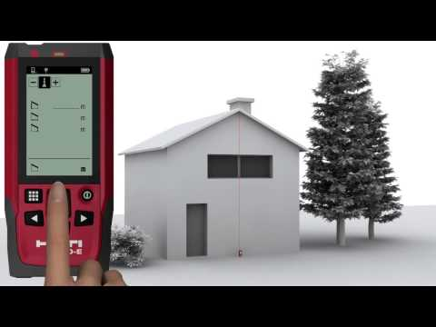 Hilti Entfernungsmesser Pd 30 : Vorstellung des hilti pd s laser distanzmessgerätes youtube