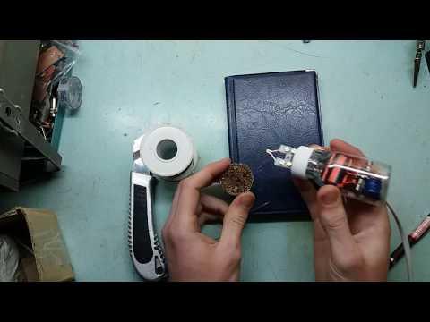 ZVS soldering gun UPDATE