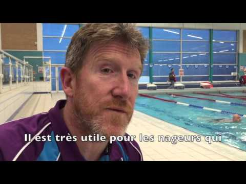 Swimbot for swimming coaches: Matt Molloy's interview