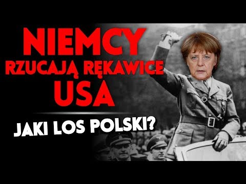 Niemcy rzucają rękawice USA. Jaki los Polski? Kowalski & Chojecki NA ŻYWO w IPP TV 27.08.2018