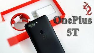 ВЗРОСЛЫЙ обзор OnePlus 5T //Практически идеальный смартфон за 460$
