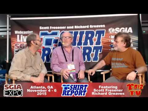 T-Shirt Report SGIA 2015 - Interview with Artem Nadirashvill of MidiPrint